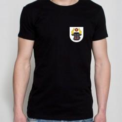 koszulka czarna - gmina Zwierzyn