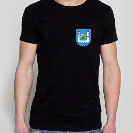 koszulka czarna - Trzciel