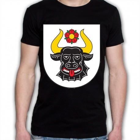 koszulka czarna gmina Zwierzyn