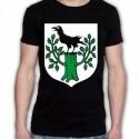 koszulka czarna Gozdnica