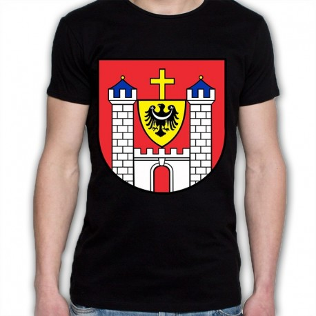 koszulka czarna Nowe Miasteczko