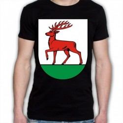 koszulka czarna Rzepin