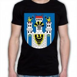 koszulka czarna Szprotawa