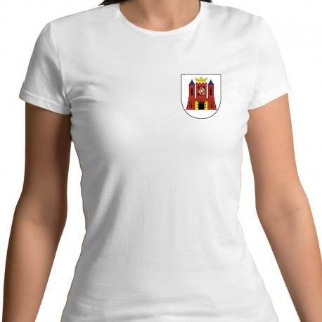 koszulka damska - Gubin