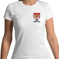 koszulka damska - herb Nowe Miasteczko