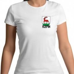 koszulka damska - herb Rzepin