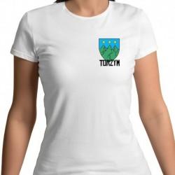 koszulka damska - herb Torzym
