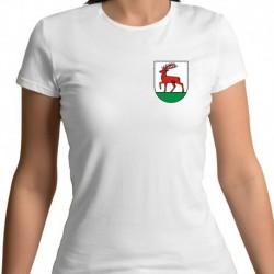 koszulka damska - Rzepin