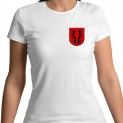 koszulka damska - Szlichtyngowo