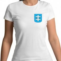 koszulka damska - Wschowy
