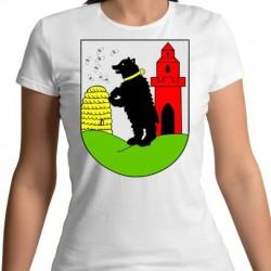 koszulka damska gmina Bobrowice