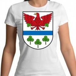 koszulka damska gmina Deszczno