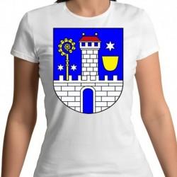 koszulka damska gmina Lubrzy