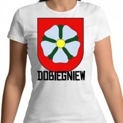 koszulka damska herb Dobiegniew