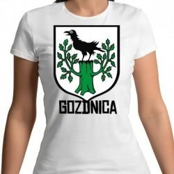 koszulka damska herb Gozdnica