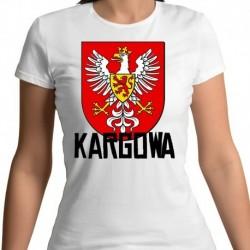 koszulka damska herb Kargowa