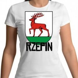 koszulka damska herb Rzepin