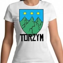 koszulka damska herb Torzym