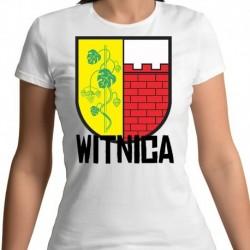 koszulka damska herb Witnica