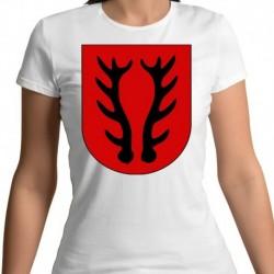 koszulka damska Szlichtyngowo