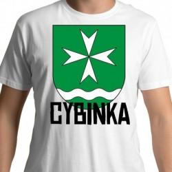 koszulka herb Cybinka