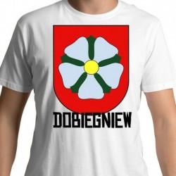 koszulka herb Dobiegniew