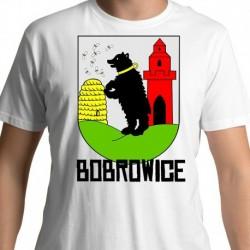 koszulka herb gmina Bobrowice