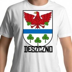 koszulka herb gmina Deszczno