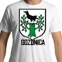 koszulka herb Gozdnica