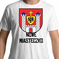 koszulka herb Nowe Miasteczko