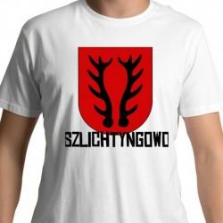 koszulka herb Szlichtyngowo