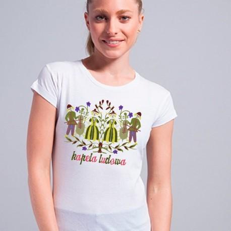koszulka kapela ludowa
