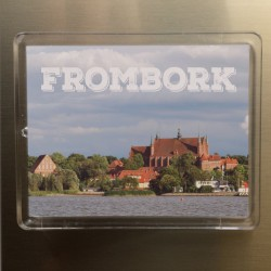 magnes Frombork panorama