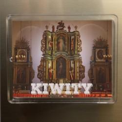 magnes Kiwity ołtarz