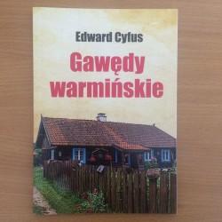 Książka Gawędy warmińskie - Edward Cyfus