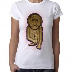 koszulka baba pruska biała