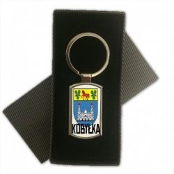 brelok metalowy herb Kobyłka