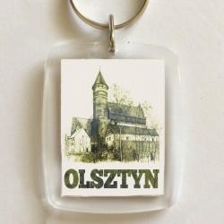 brelok Olsztyn zamek