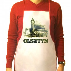 fartuch Olsztyn zamek