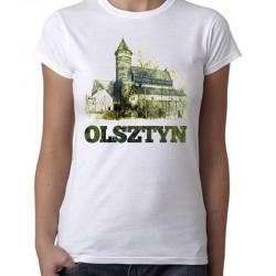 koszulka Olsztyn zamek