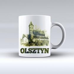 kubek Olsztyn zamek