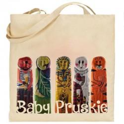 torba baby pruskie malowane
