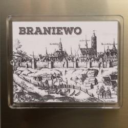 magnes Braniewo rycina