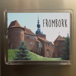 magnes Frombork mury