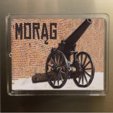 magnes Morąg armata