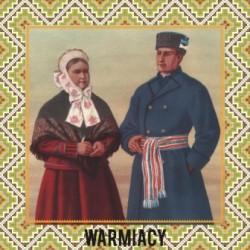 magnes warmiński strój ludowy 2