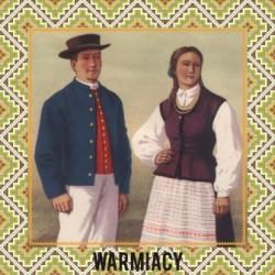 magnes warmiński strój ludowy