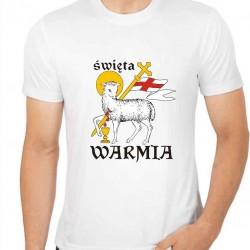 koszulka święta Warmia