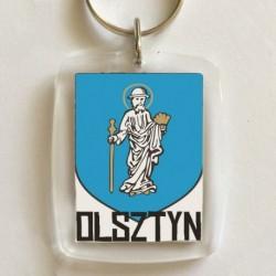 brelok Olsztyn herb