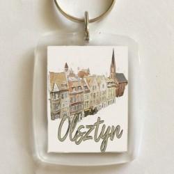 brelok Olsztyn Stare Miasto